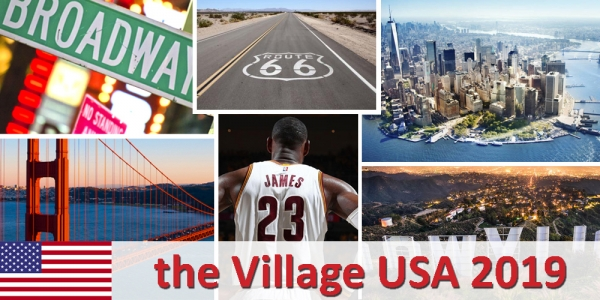 the Village USA 2019